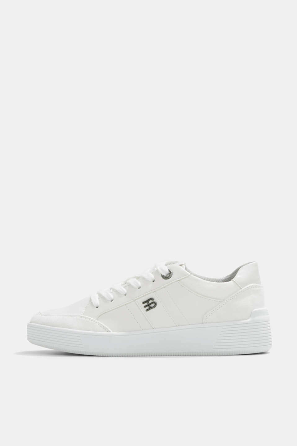 Esprit - Sneakers in materiale misto