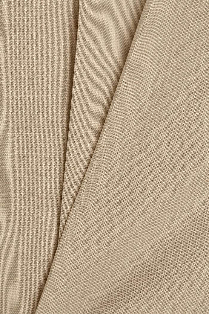 SMART - Pantalón elástico Mix + Match, BEIGE, detail image number 4