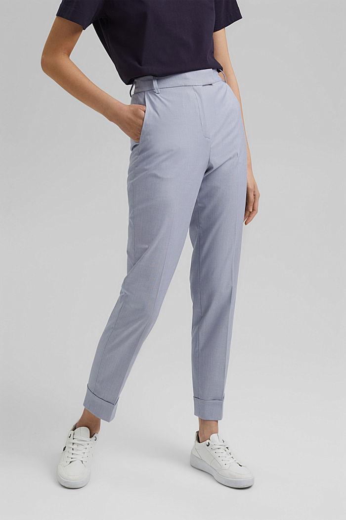 SMART Mix + Match stretch trousers