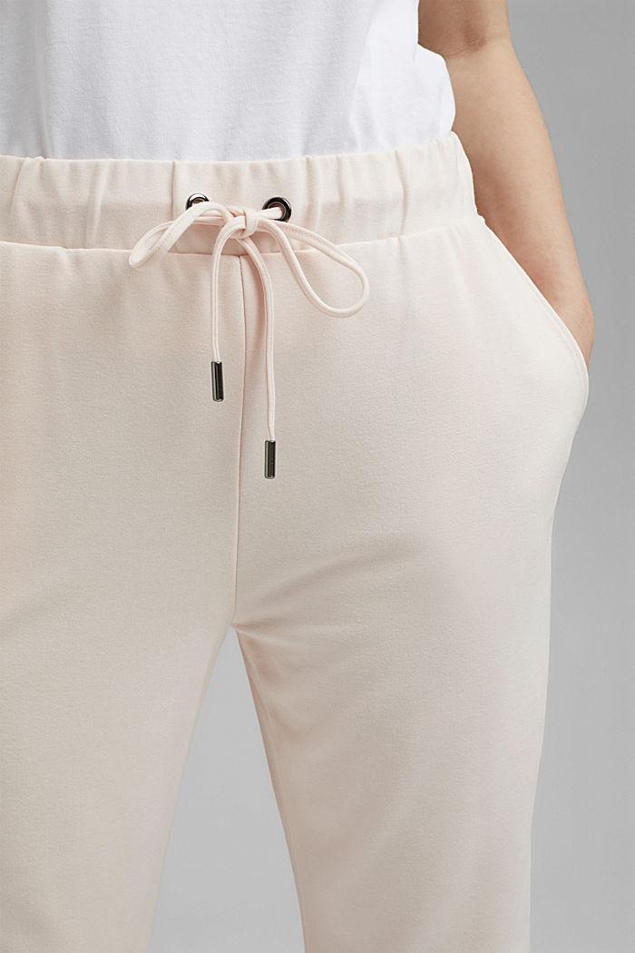 Jogg-Pants aus Premium Jersey, LIGHT PINK, detail image number 2