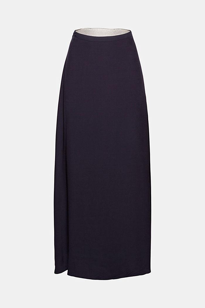Midi skirt made of LENZING™ ECOVERO™