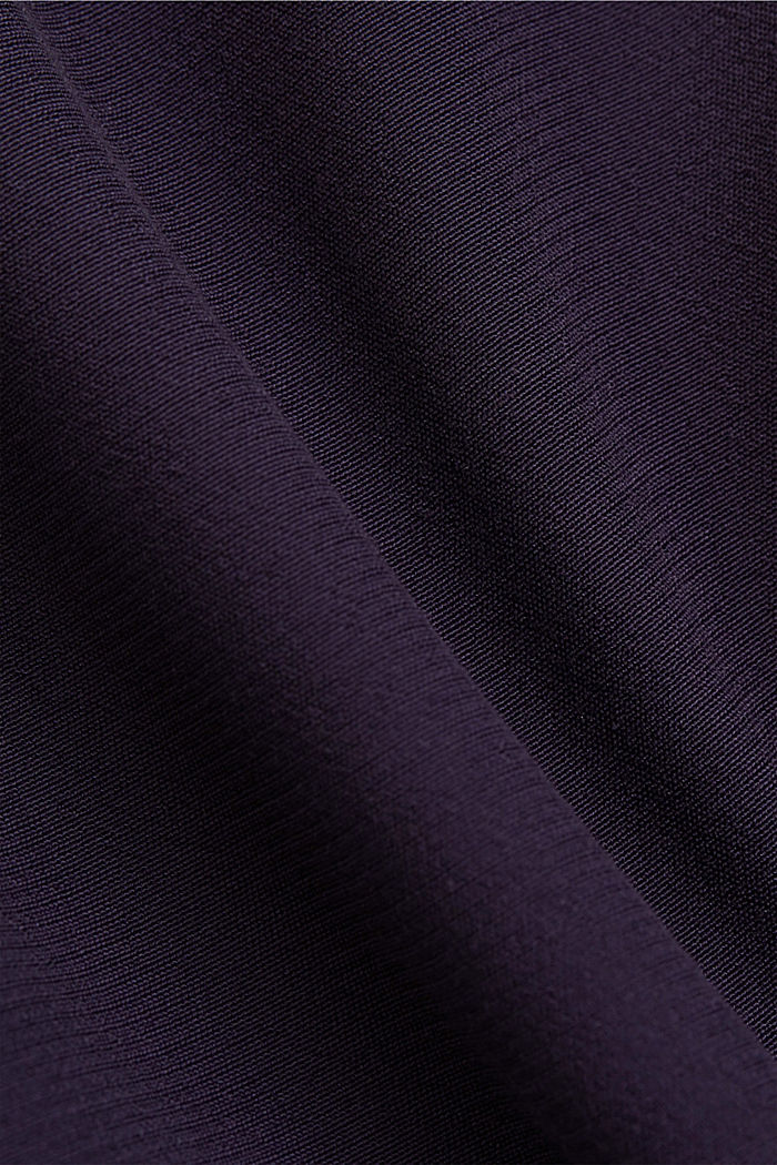 Paitapusero, jossa kauluskäänteet, NAVY, detail image number 4