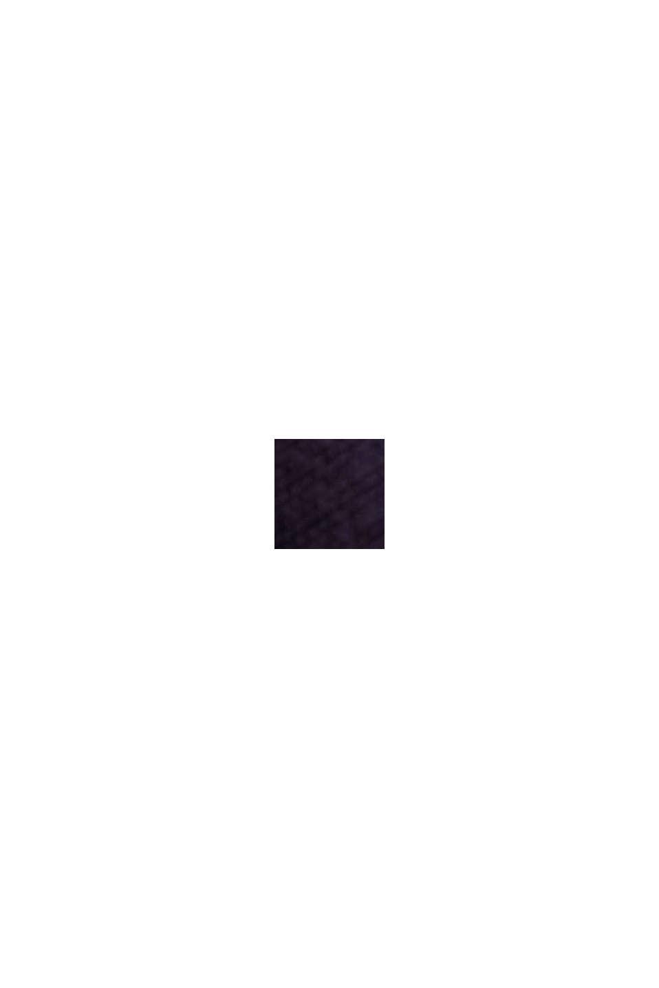 Hemdbluse mit Reverskragen, NAVY, swatch
