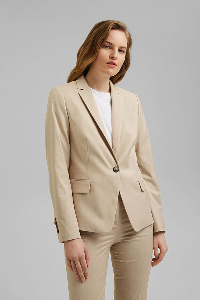 SMART SPRING Mix + Match stretch blazer