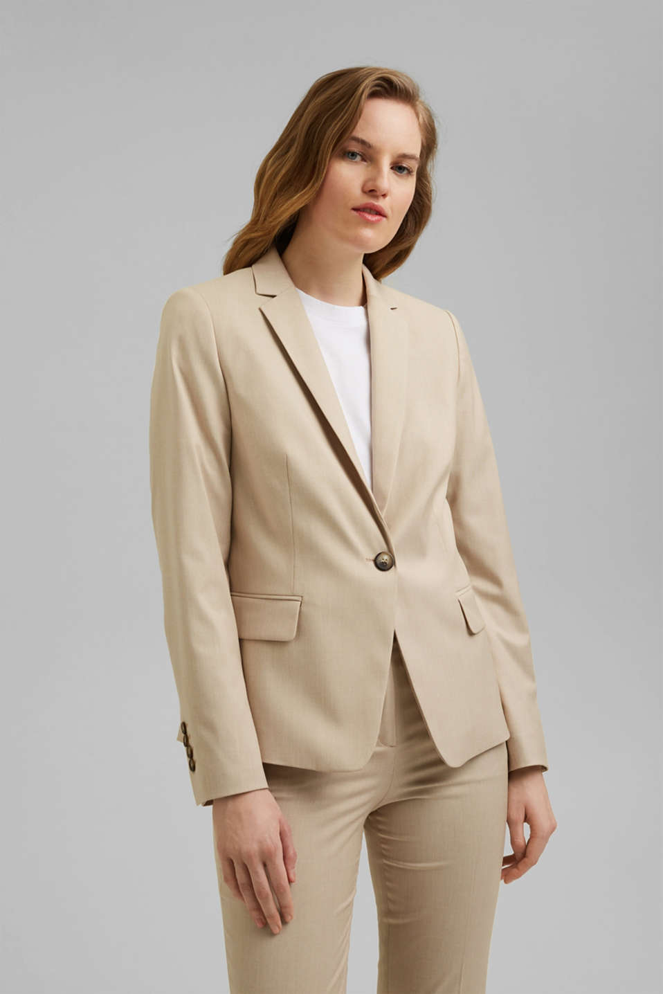 Esprit - SMART SPRING mix + match stretchblazer
