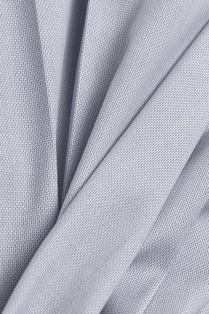 SMART SPRING Mix + Match stretch blazer, LIGHT BLUE, detail image number 4