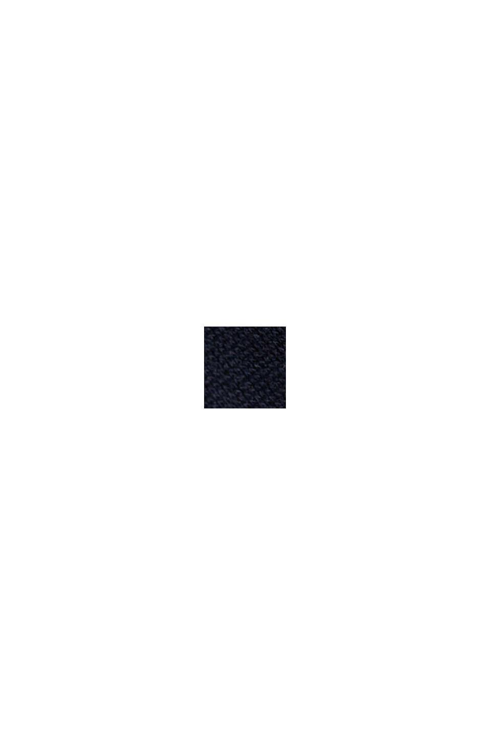 Sweat-shirt à teneur en LENZING™ ECOVERO™, NAVY, swatch