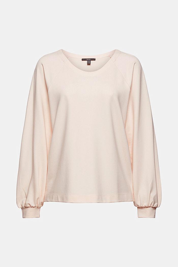 Sweatshirt mit LENZING™ ECOVERO™