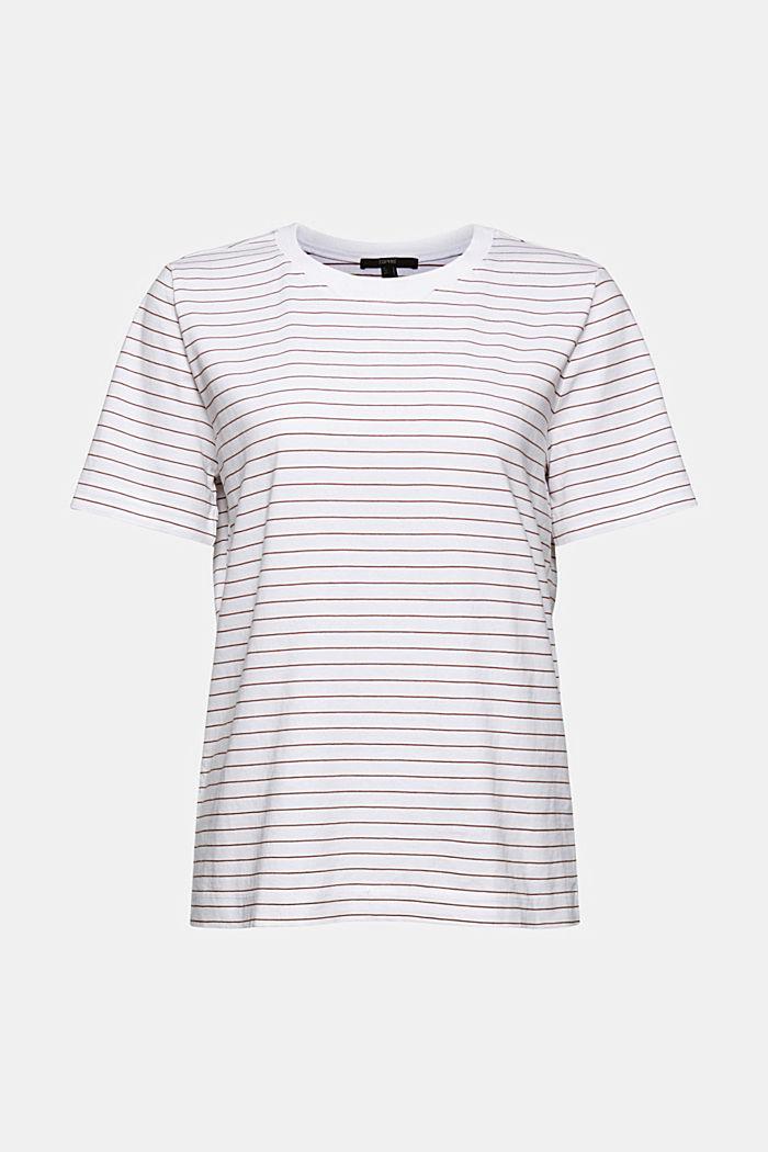Jersey T-shirt van 100% organic cotton, WHITE, detail image number 5