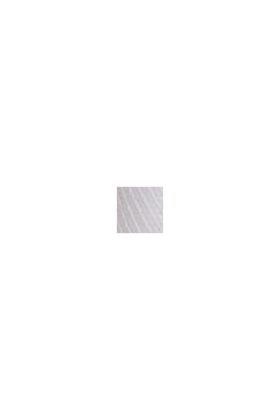 Jersey-T-Shirt aus 100% Organic Cotton, WHITE, swatch