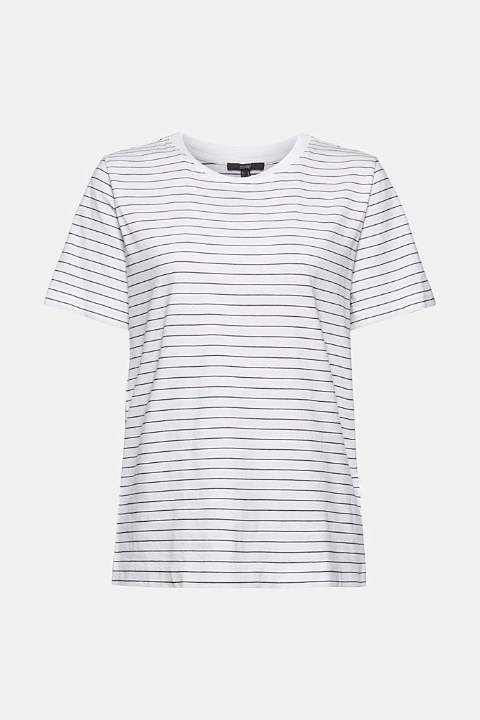 Jersey T-shirt van 100% organic cotton