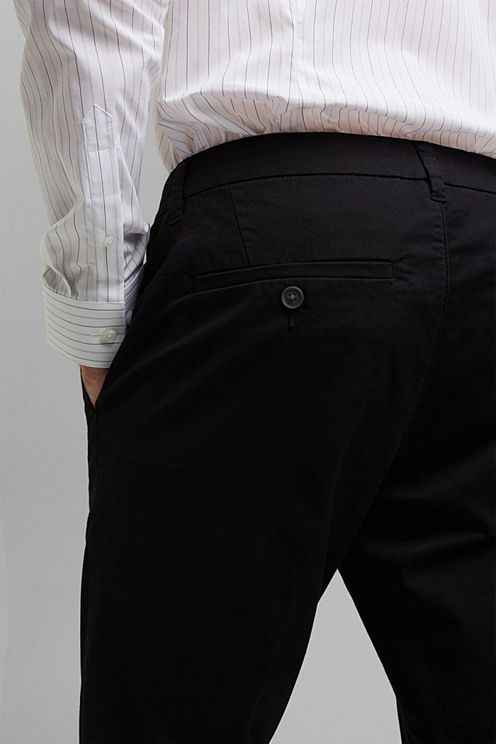Pants woven, BLACK, detail image number 5