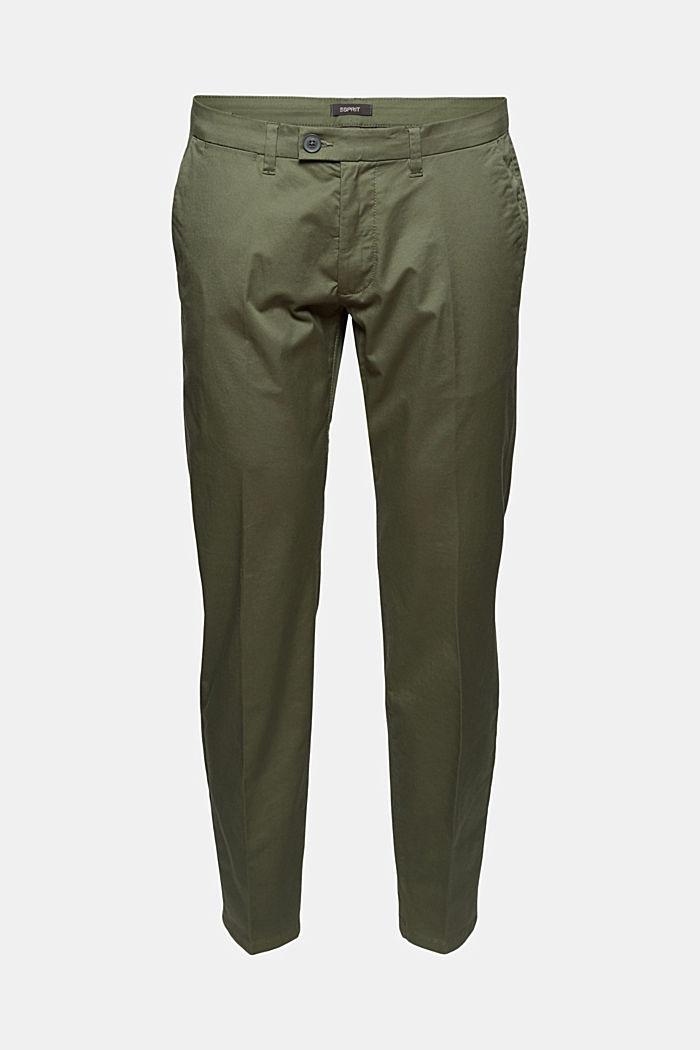 Hose aus Bio-Baumwolle mit Lycra xtra life™