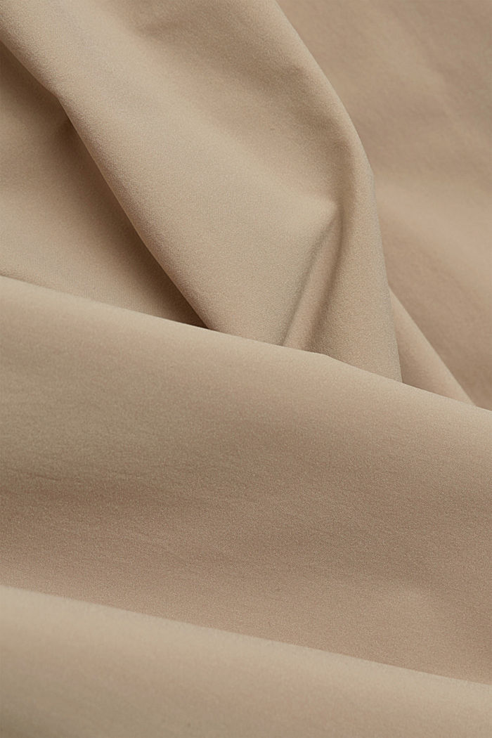 #ReimagineFlexibility: breathable trousers, BEIGE, detail image number 5