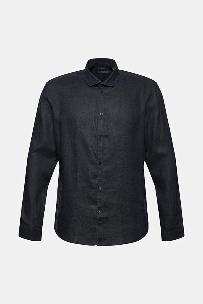 Premium Hemd aus 100% Hanf