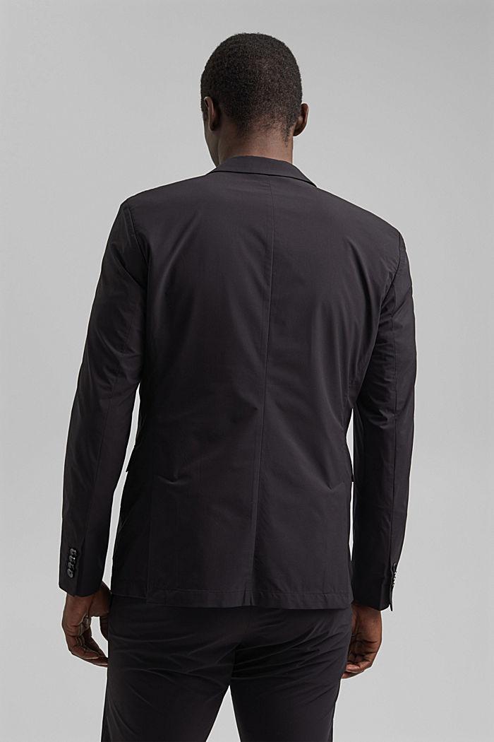 #ReimagineFlexibility: blazer con componente bielástico, BLACK, detail image number 3