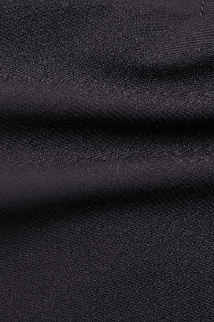 #ReimagineFlexibility: blazer con componente bielástico, BLACK, detail image number 4