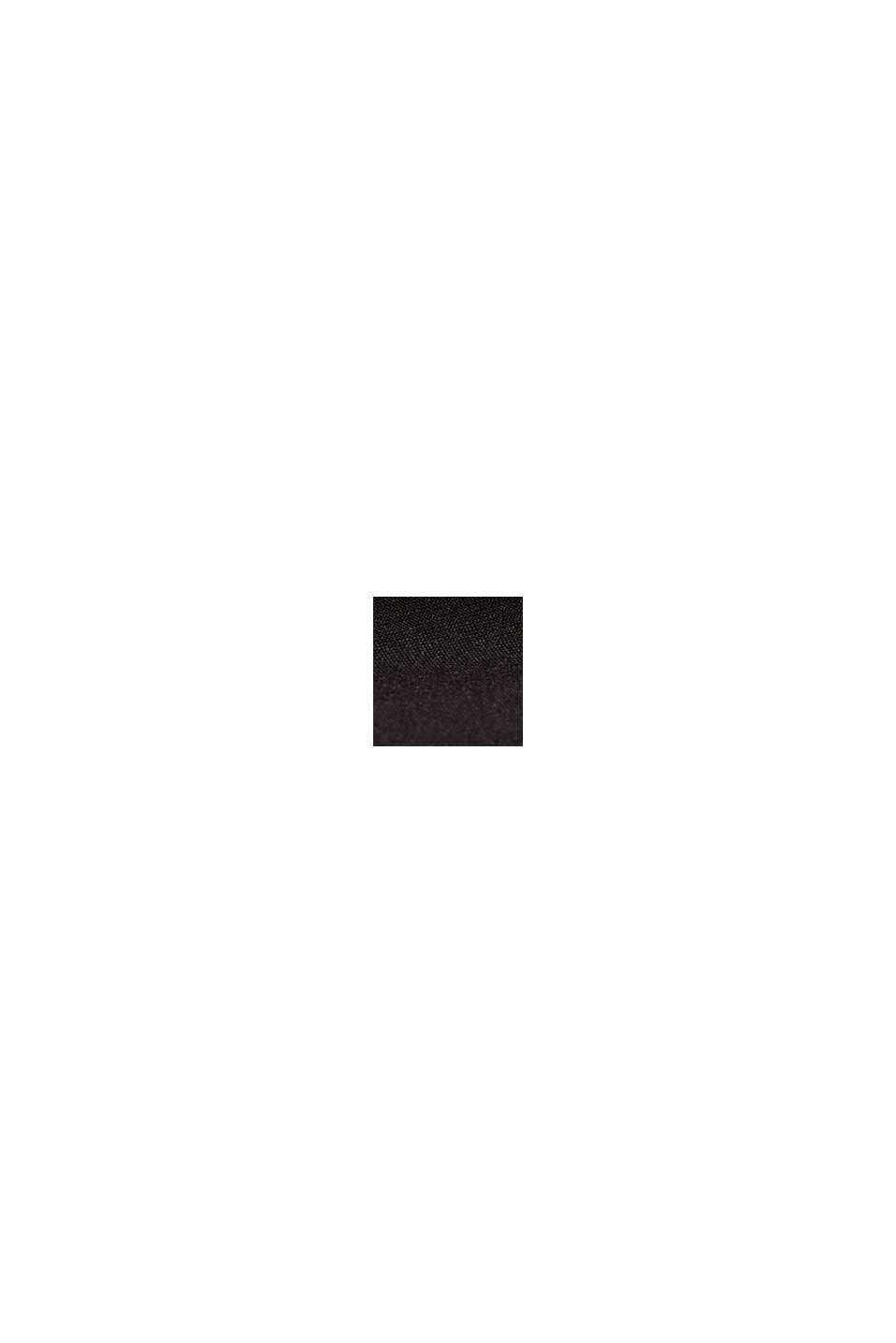 #ReimagineFlexibility: Blaze bielasticizzato, BLACK, swatch