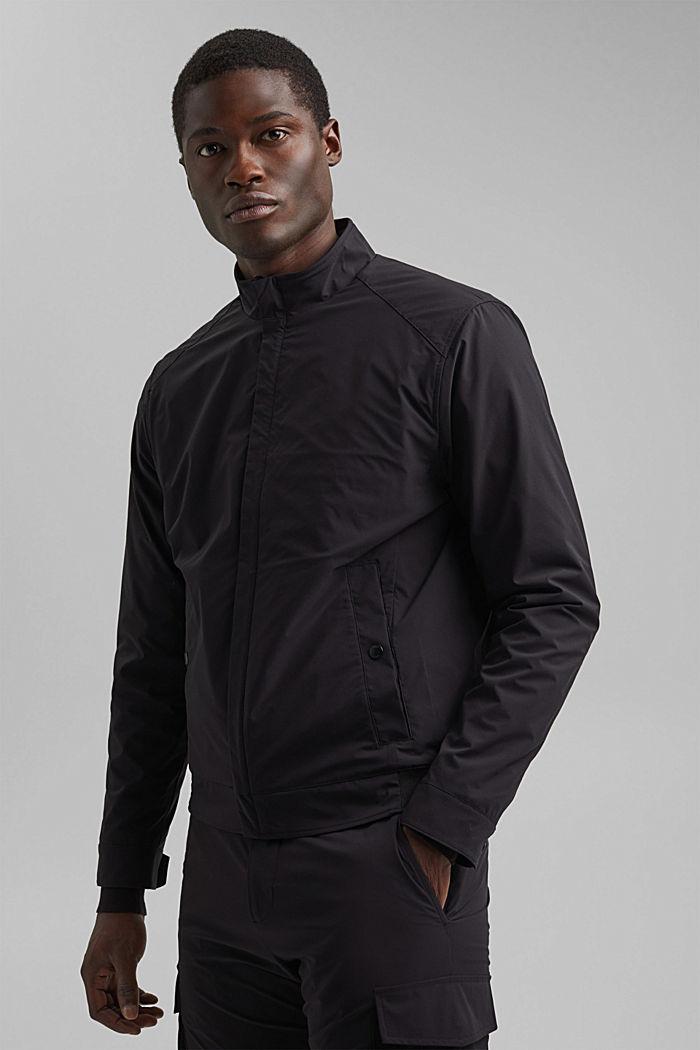 #ReimagineFlexibility: breathable jacket, BLACK, detail image number 0