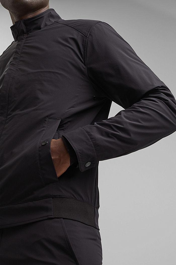 #ReimagineFlexibility: breathable jacket, BLACK, detail image number 2
