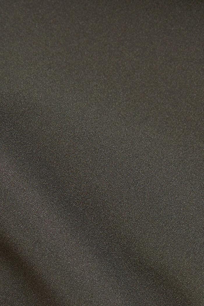#ReimagineFlexibility: breathable jacket, DARK KHAKI, detail image number 5