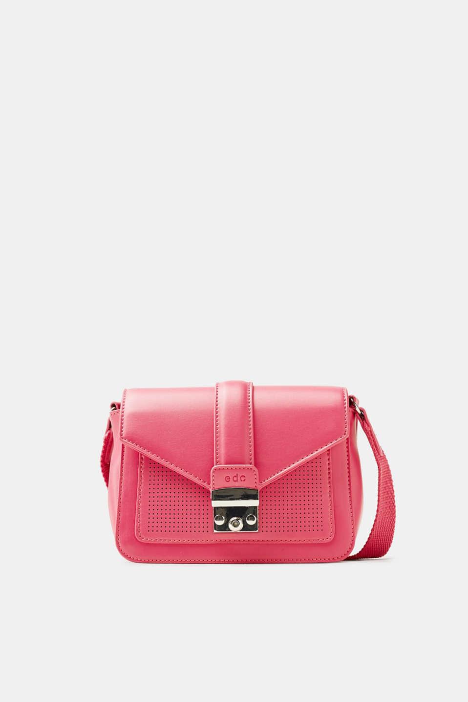 Pochette aus Ziegenleder für Damen Pink Fuchsia Esprit S8tshAMP