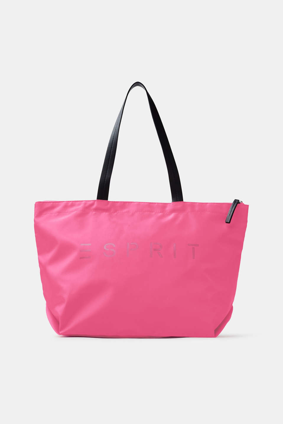 Esprit - Logo-Shopper aus Nylon