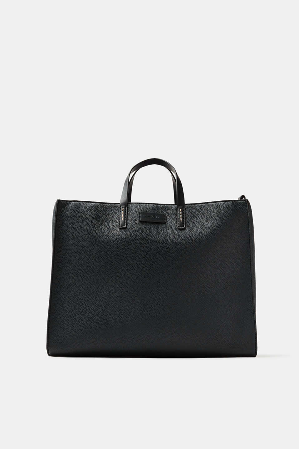 Per i look business o casual: borsa shopper versatile dal look intramontabile.