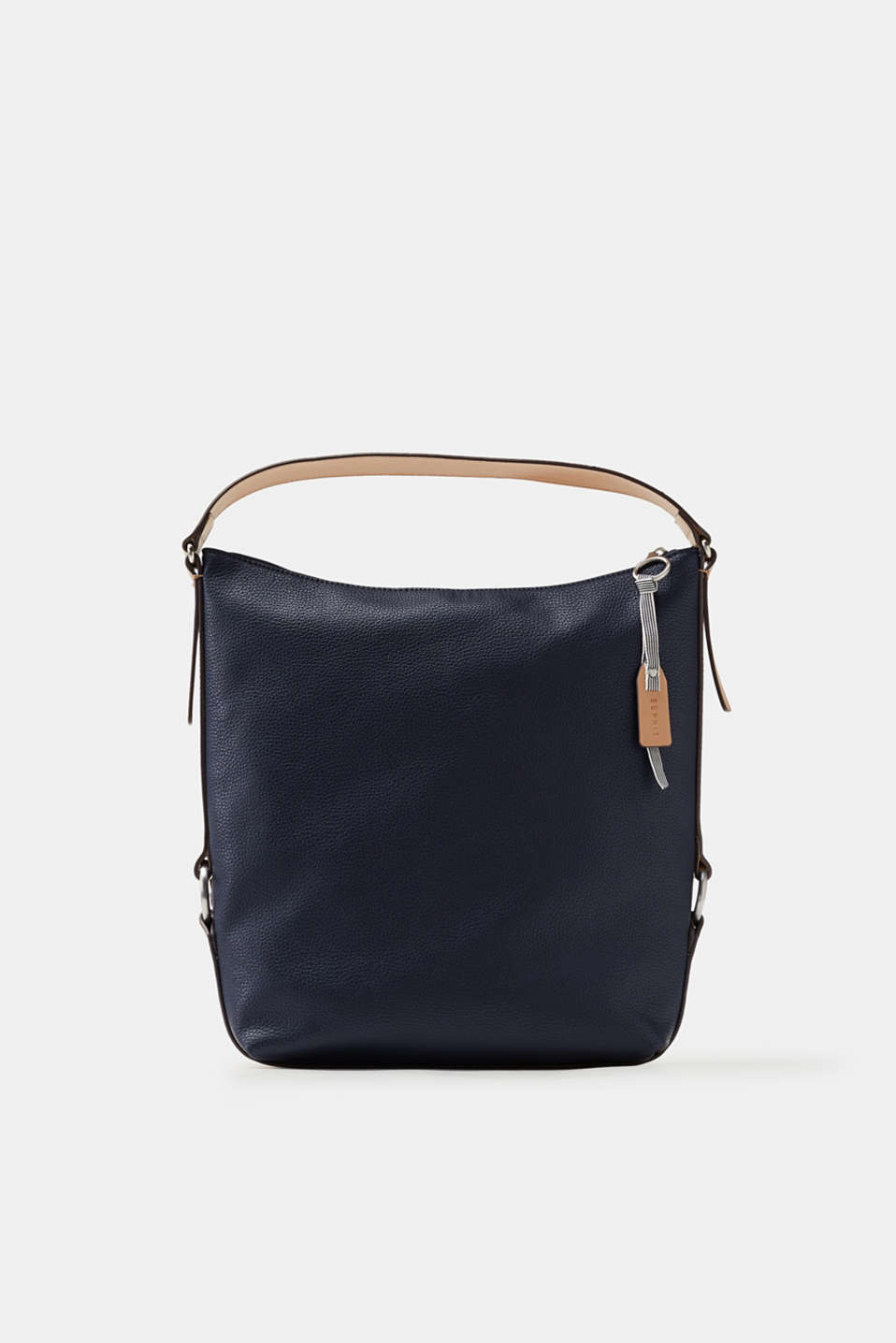 Esprit - Zeitlose Hobo Bag in Leder-Optik