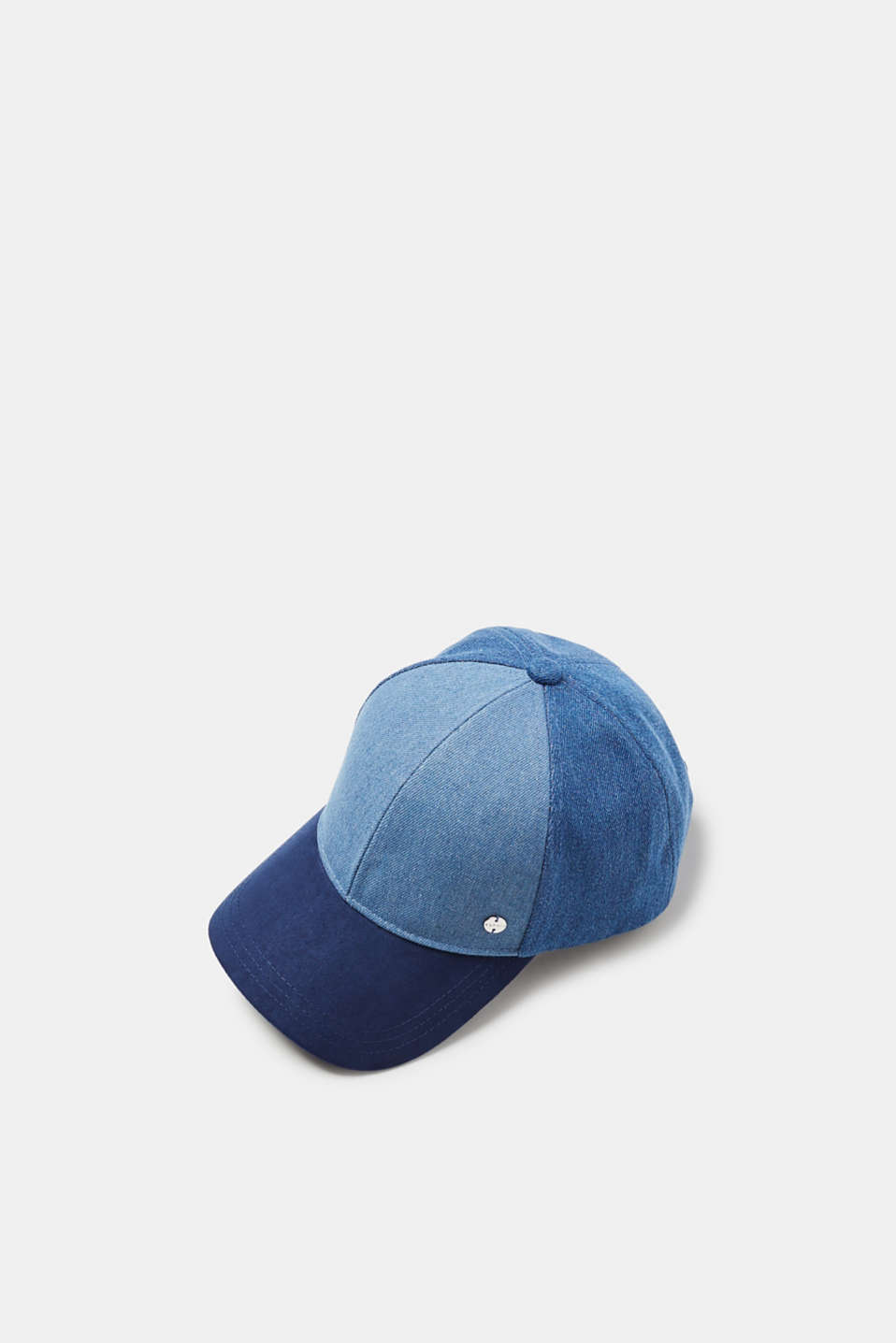 Esprit - Base Cap im coolen Material-Mix