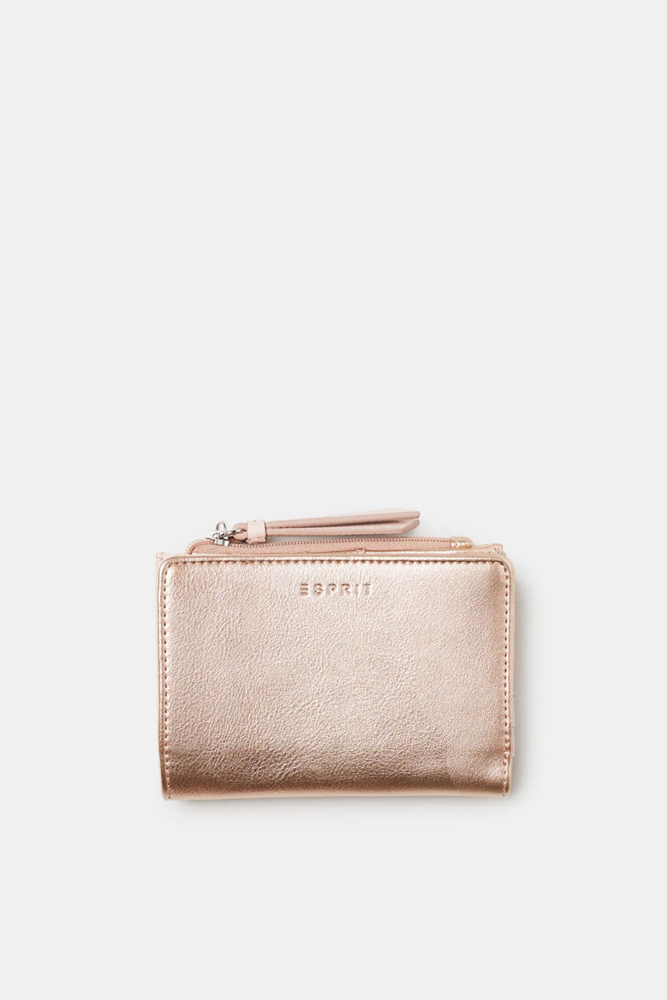 Esprit - Compact faux leather purse