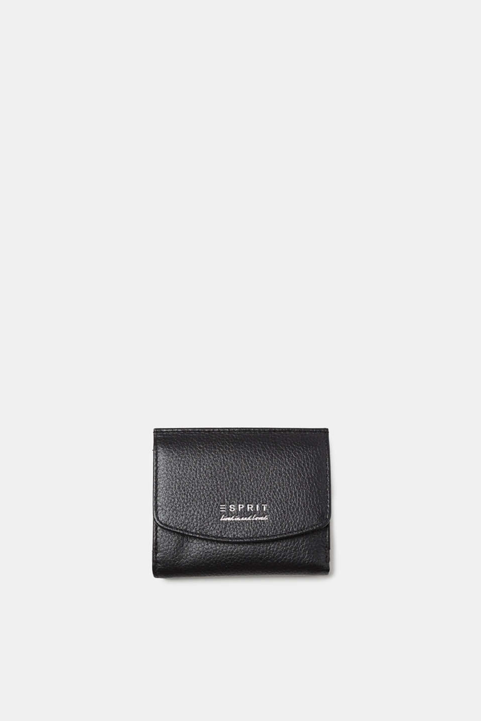 Esprit - Small leather wallet