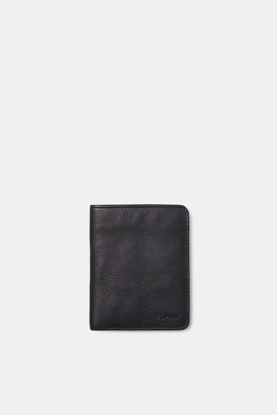Esprit - Compact purse in leather