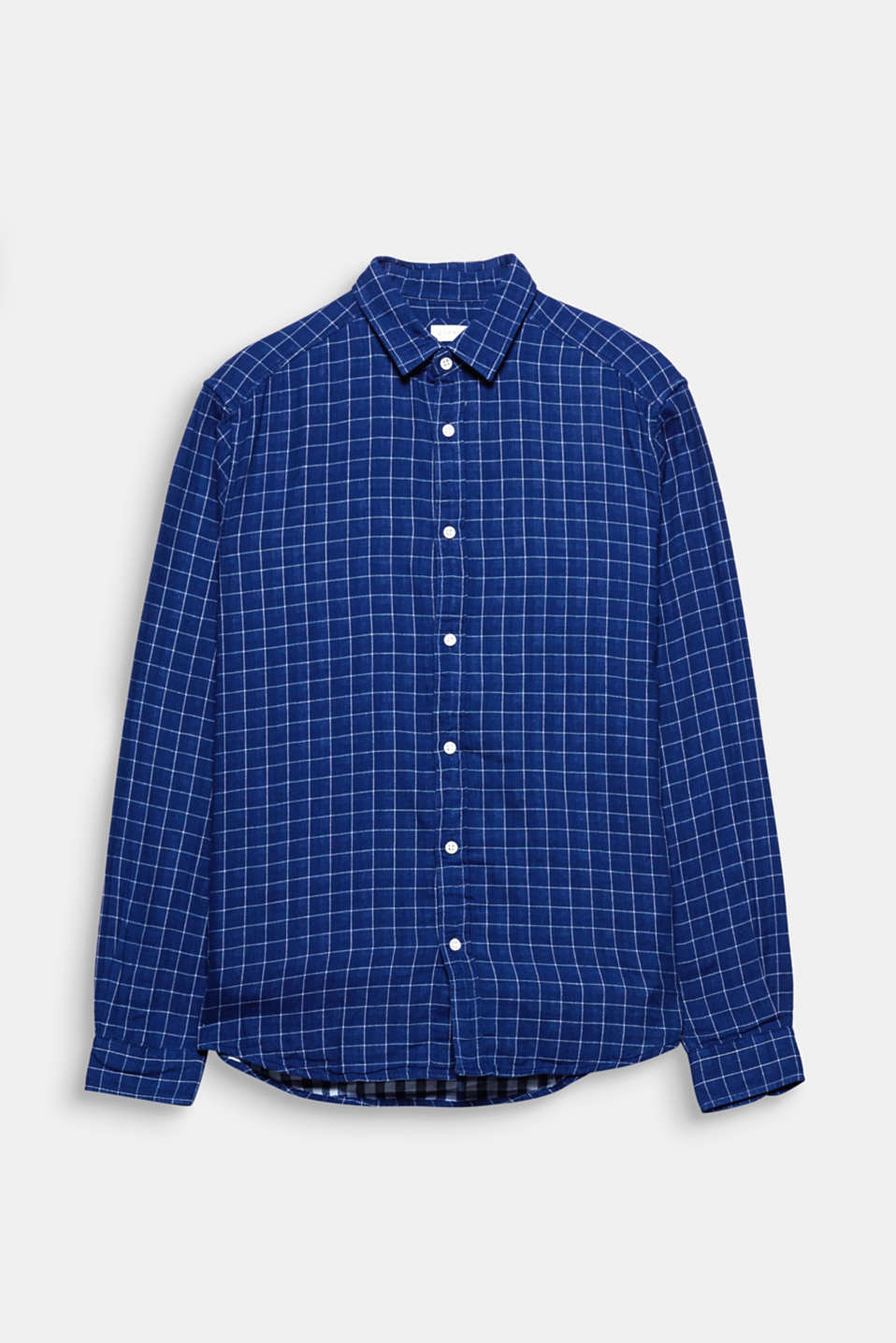 A casual style for your outfit! The distinctive check pattern gives this shirt urban appeal.