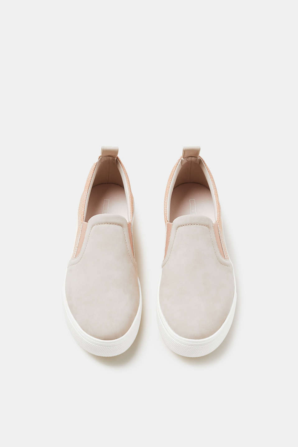 Slip on-sneakers i skinnlook