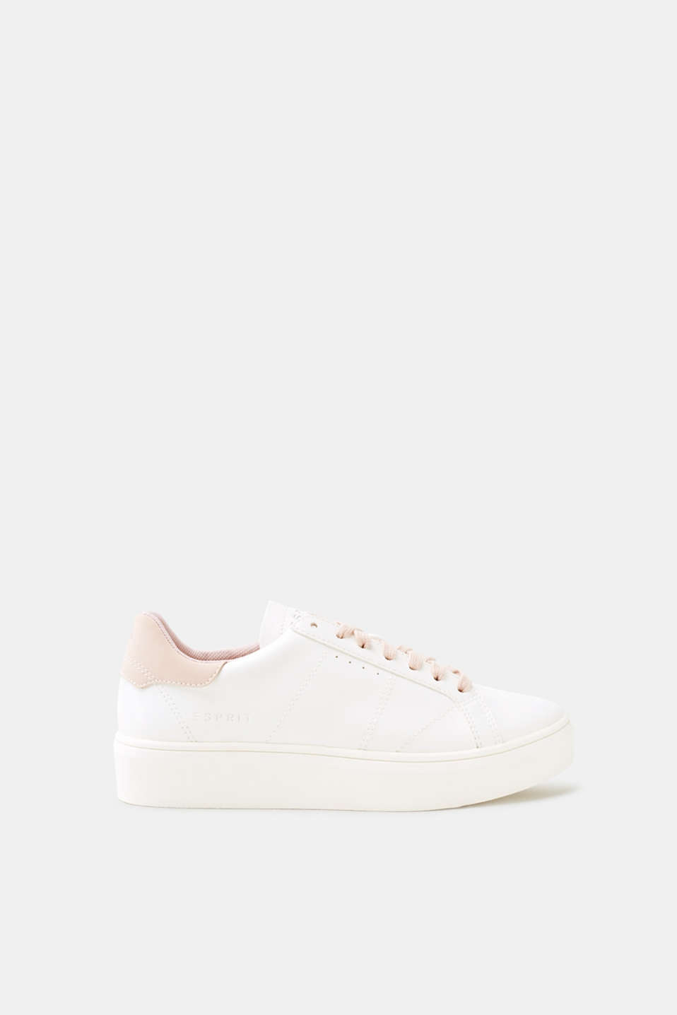 Esprit - Trendy trainers with contrasting details