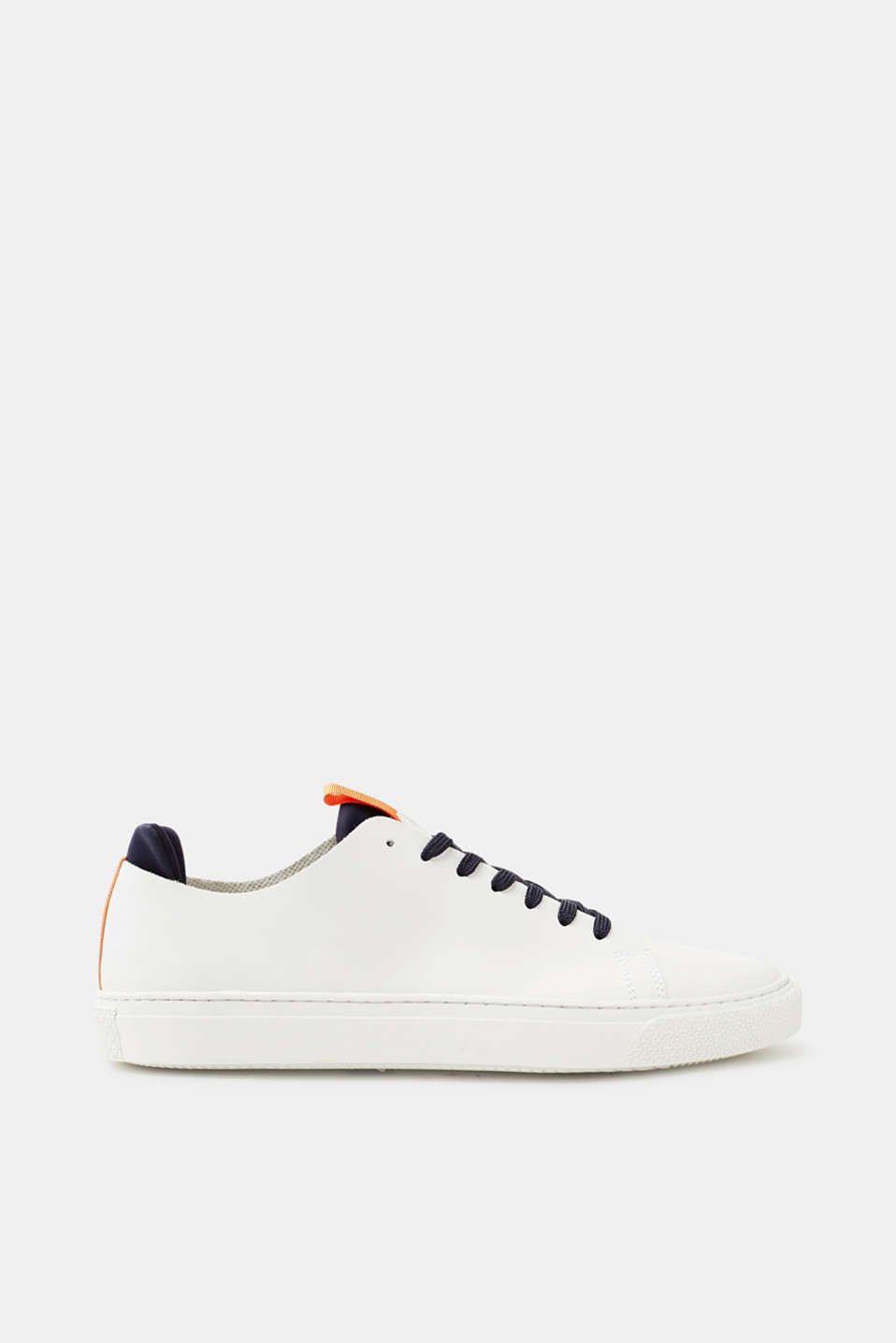 Esprit - Trend-sneakers i coolt materialemiks