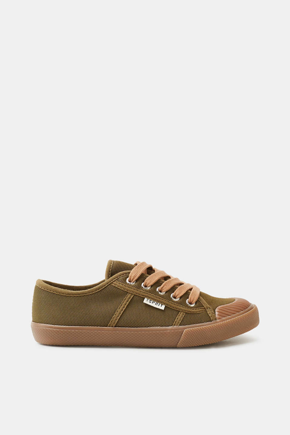 Esprit - Sneakers stringate in materiale high tech