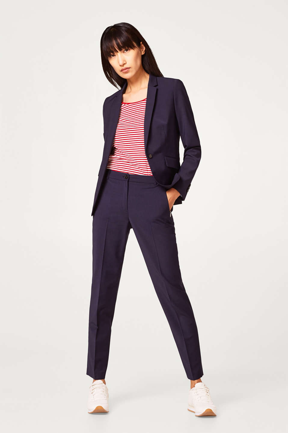 ACTIVE SUIT mix + match trousers
