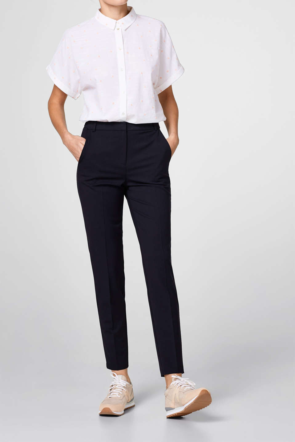 Esprit - PURE BUSINESS mix + match trousers