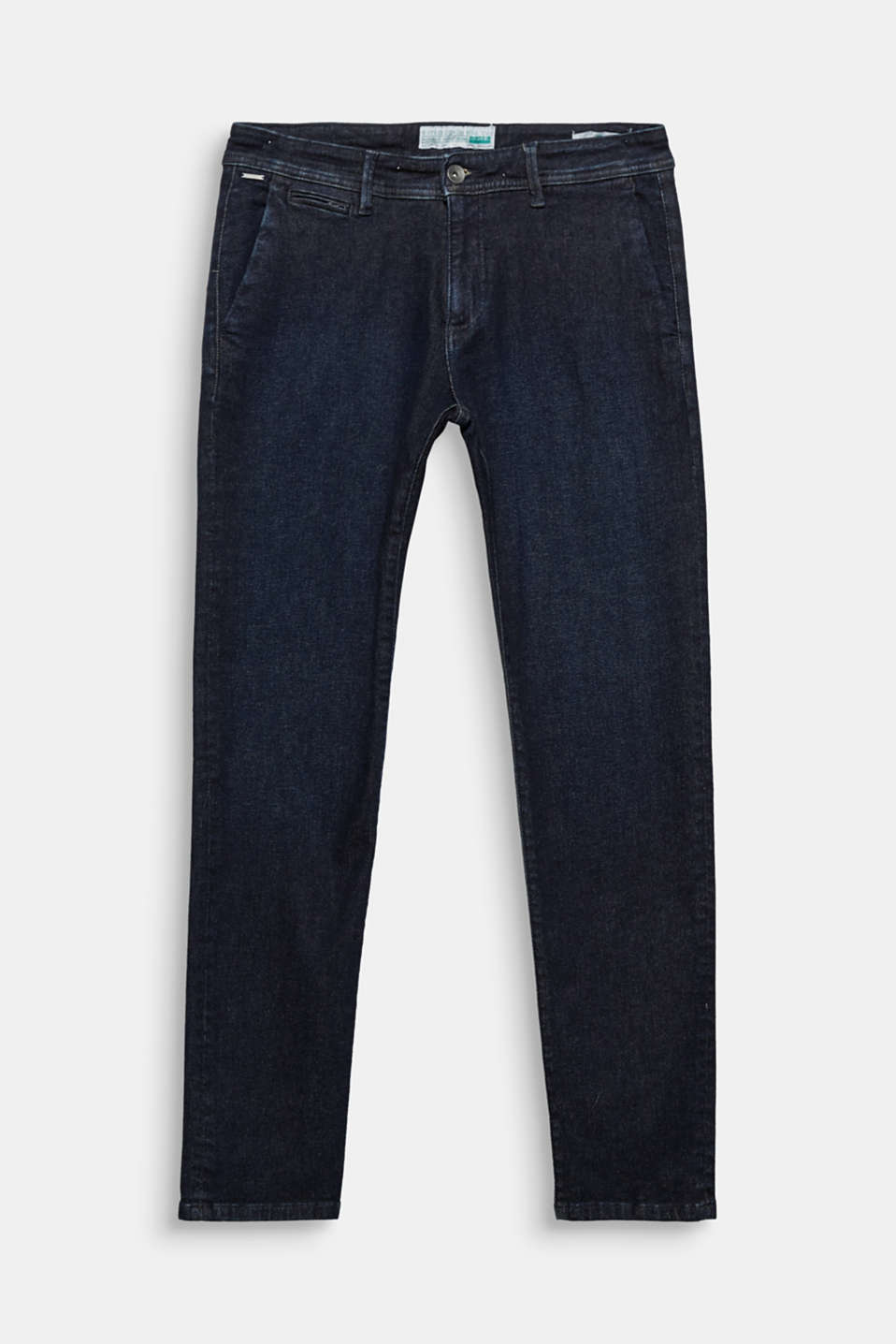 Chinos meet jeans with this pair made of gently processed, high-quality organic cotton.