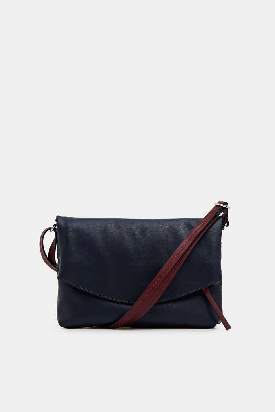 edc - Flap bag in faux leather