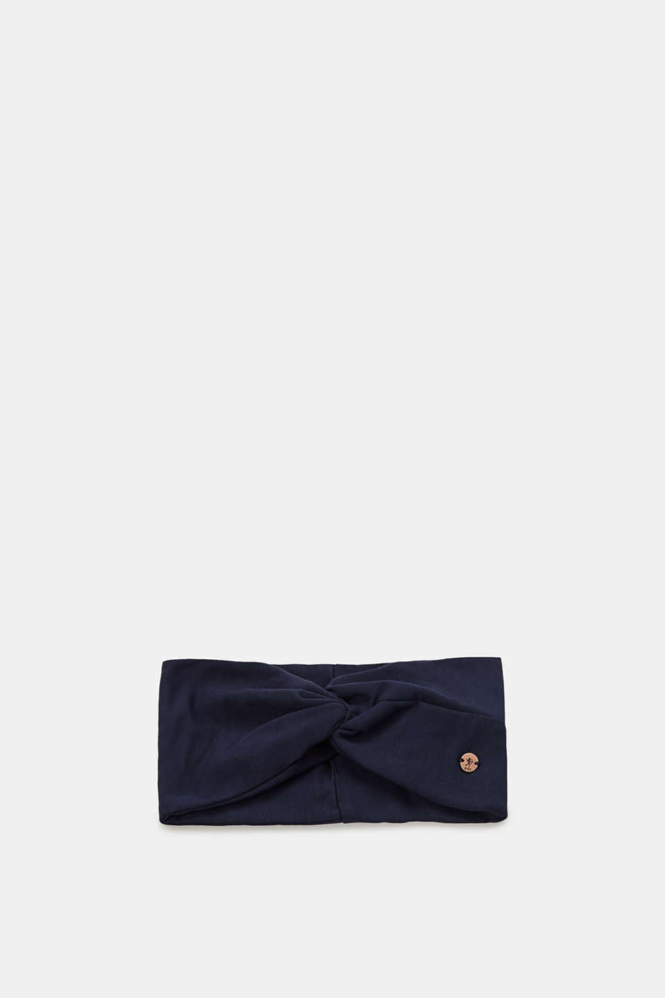 edc - Headband in stretch cotton