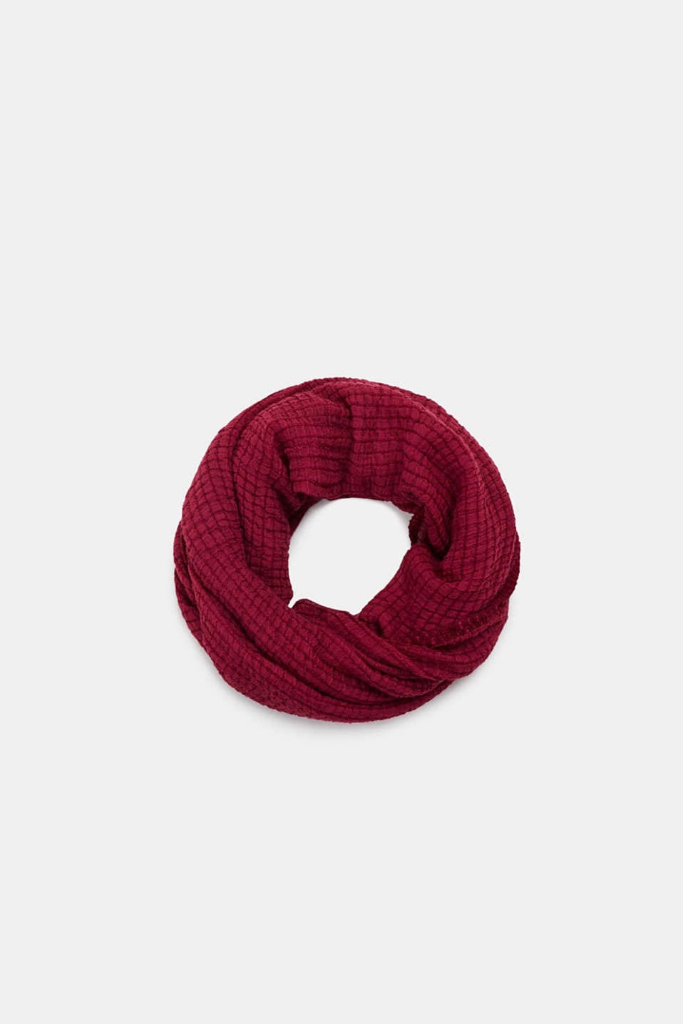 edc - Snood with chenille stripes