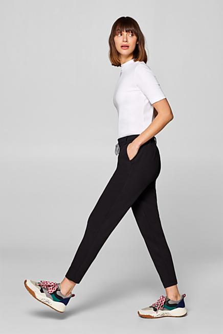 baca898c31ef Esprit   Pantalons femme sur notre boutique en ligne   ESPRIT