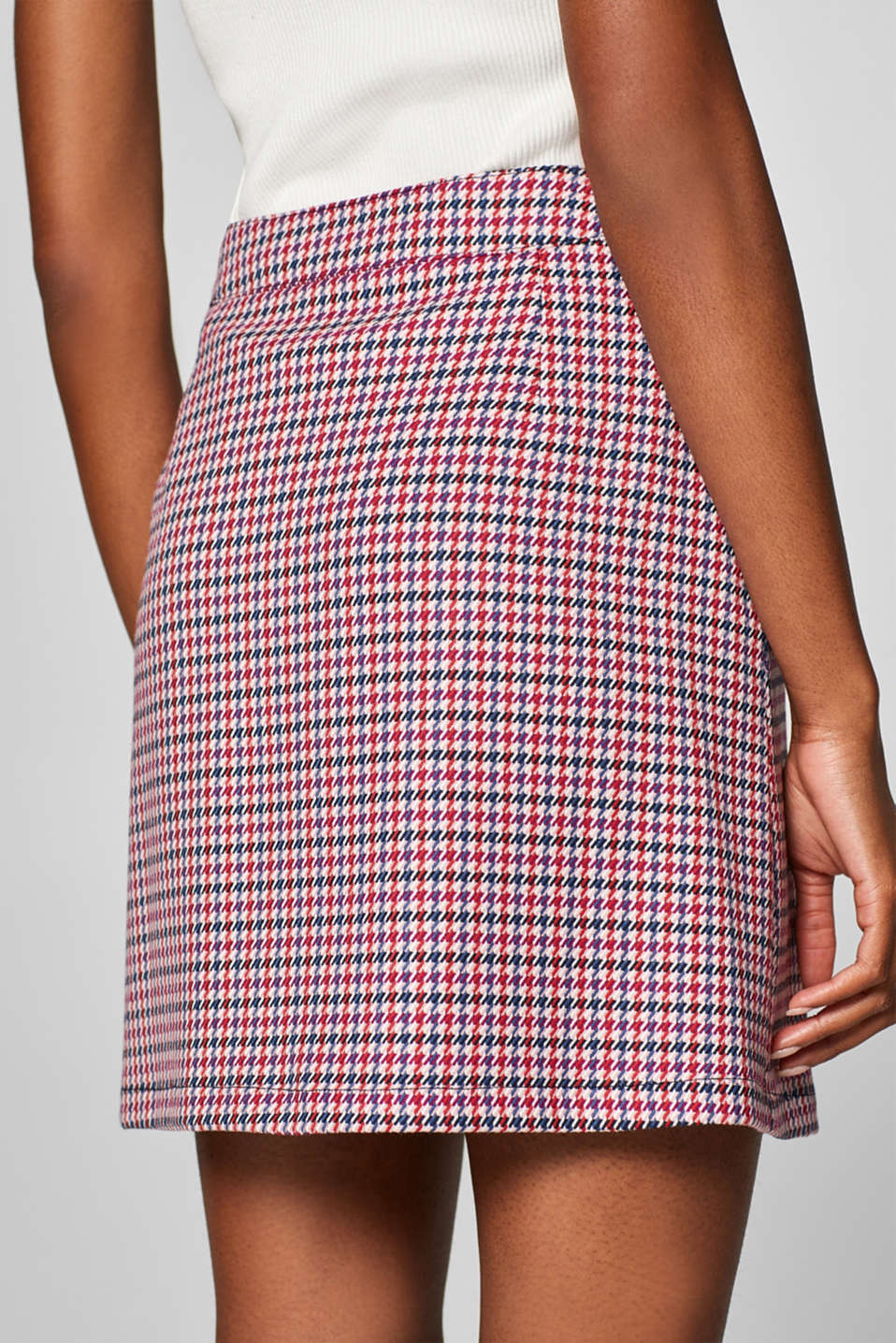 Skirts woven, NAVY, detail image number 5