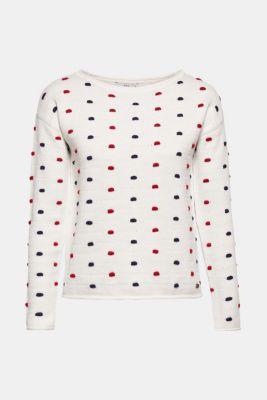 À Acheter La Over En Coton Pompons Edc 100 Pull Boutique Sur TEOCRP