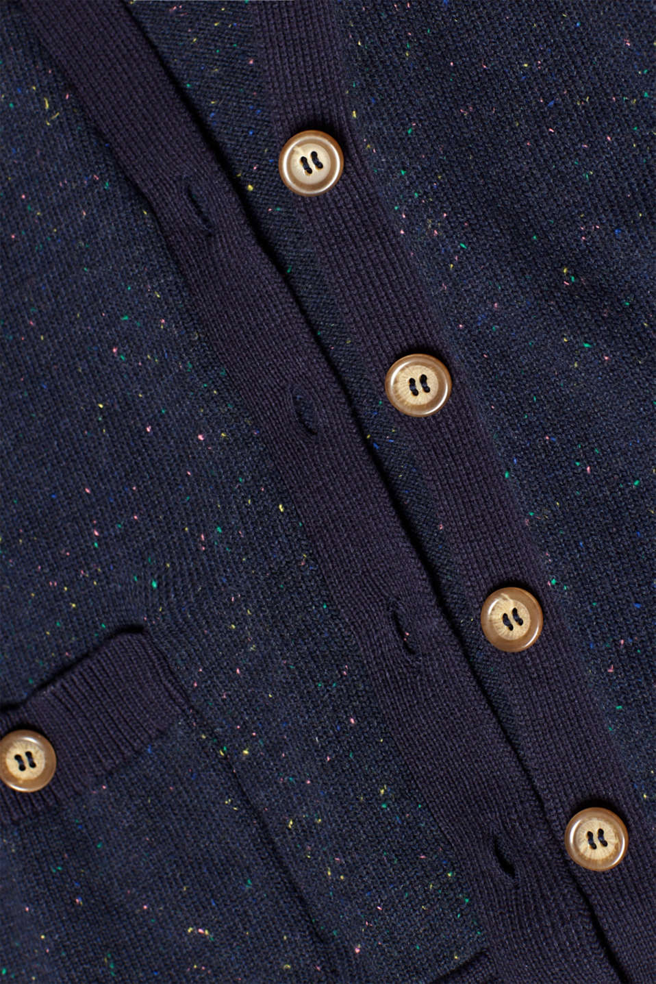 Sweaters cardigan, NAVY, detail image number 4