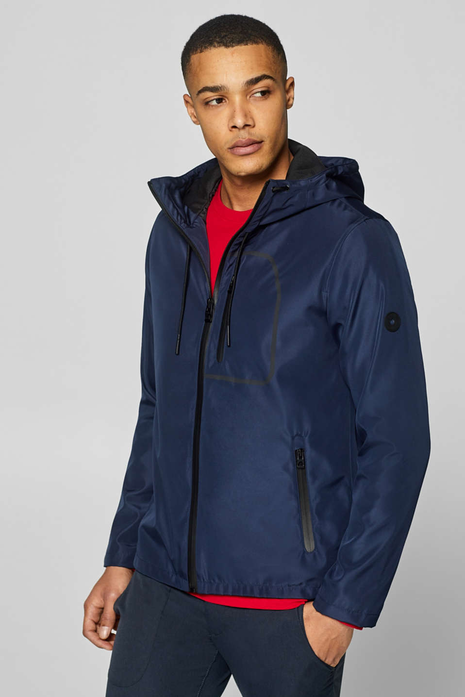 edc - Hooded jacket