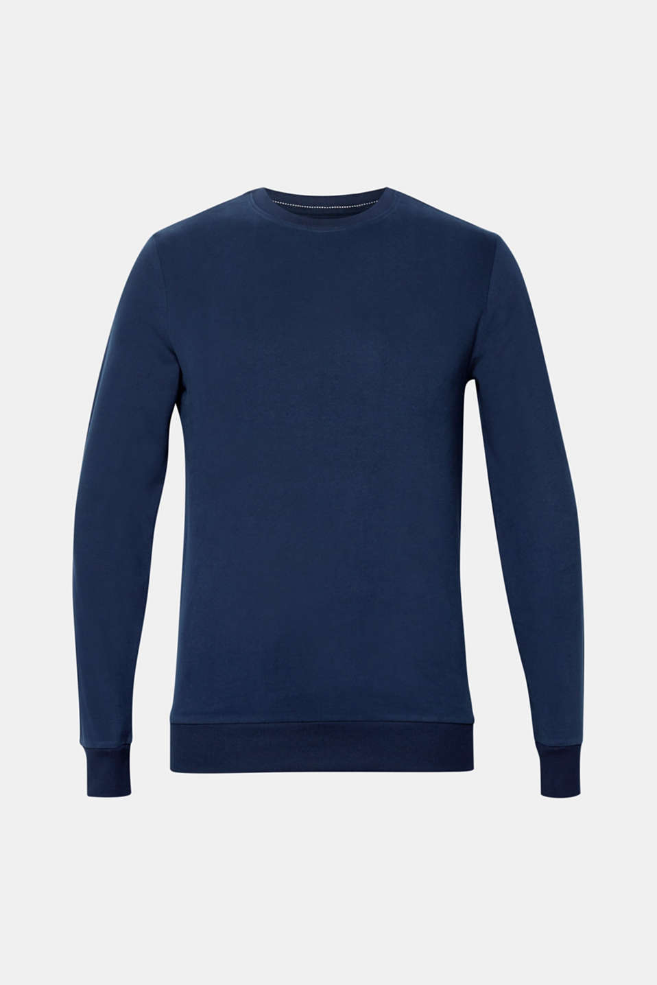 Sweatshirts, NAVY, detail image number 7